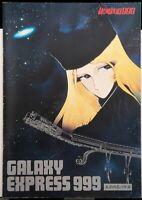 GALAXY EXPRESS 999 Anime Movie Theater Program Leiji Matsumoto Captain Harlock