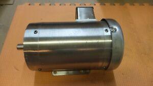 Baldor-Reliance CESSWDM3546T Motor Washdown Stainless 1 HP 230 460 3PH 1760 1800