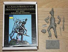 LES ARMEES DE WATERLOO-1815-54mm-JAGER BRUNSWICK-HISTOREX-NAPOLEON