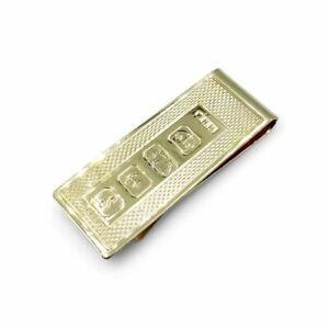 Pre-Owned 9ct Gold Money Clip Hallmark Design
