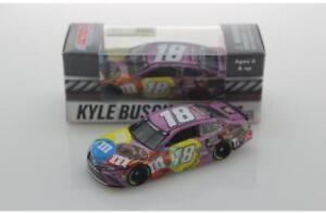 NASCAR 2020 KYLE BUSCH #18 FUDGE BROWNIE M&MS CANDY 1/64 CAR