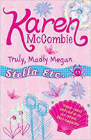 Truly, Madly Megan (Stella Etc), New, Karen McCombie Book