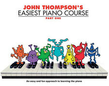 JOHN THOMPSON'S EASIEST PIANO COURSE - PART 1 BOOK ONLY ***BRAND NEW***