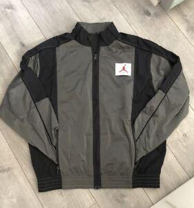 Nike Air Jordan Flight Warm Up Men's Track Jacket Size Medium (CK6652 077)