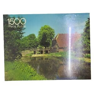 Brand New & Sealed Vintage Arrow 1500 Pieces Jigsaw Puzzle - Made in New Zealand