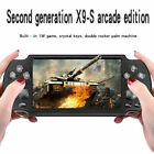 """X9S 5.1"""" 8GB 128Bit Portable Handheld Game Console Video Game With 1000+ Games  photo"""