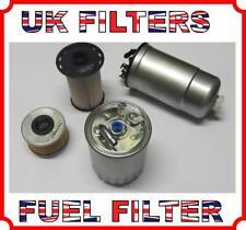 Fuel Filter Chrysler  Voyager & Grand2.5 D 8v 2499cc Diesel  114 BHP  (10/98-1/0