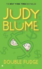 Double Fudge by Judy Blume (2004, Paperback)