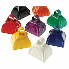 Yellow Metal Cowbell