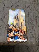 Disney Princess Castle MICKEY MINNIE GOOFY DONALD Iphone 6 Case