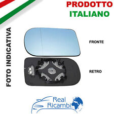 VETRINO CON PIASTRA SPECCHIO RETROVISORE SPECCHIETTO DX SMART FORTWO 98-07