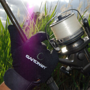 GARDNER TACKLE CASTING GLOVE STANDARD / XL SIZES LEFT & RIGHT HAND AVAILABLE