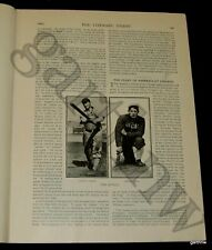 CHICAGO WHITE SOX & CUBS WORLD SERIES 1906 FEATURE + VANDERBILT CUP AUTO RACING