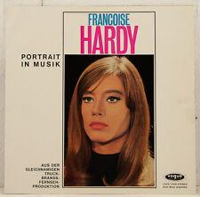 "FRANCOISE HARDY - PORTRAIT IN MUSIK 12"" LP (c8)"