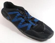 NEW MEN'S Youth NORTHSIDE BLACK/BLUE Water Aqua Sandals Shoes SZ 11