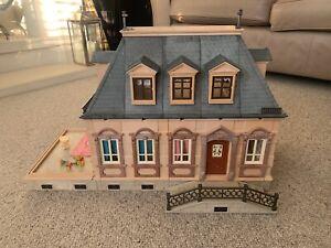 Rare Vintage Playmobil -  Victorian Mansion House - 5305