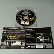 Ryan Adams - Ten Songs From Live At Carnegie Hall 2015 Usa Cd Pop Mint #1412*