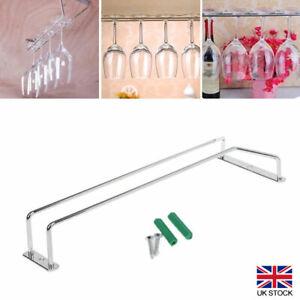 Cup Holder Bar Kitchen-Wine Glass Dining-Bar-Tools Accessories Stemware Hanger