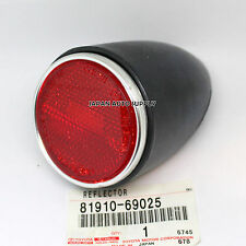 NEW OEM TOYOTA 74-79 Land Cruiser FJ BJ 40 Series L/R REAR REFLECTOR 81910-69025