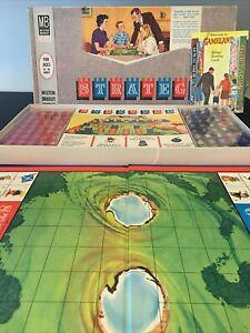 VTG Stratego Board Game by Milton Bradley 1962 Original VERY NICE!