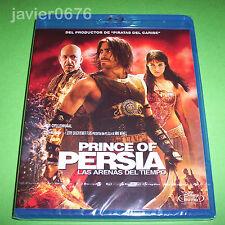 PRINCE OF PERSIA LAS ARENAS DEL TIEMPO BLU-RAY NUEVO Y PRECINTADO
