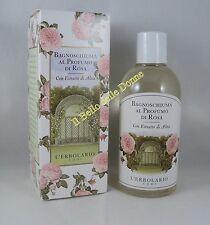 L'ERBOLARIO Bagnoschiuma doccia profumo ROSA 250ml Rose bath foam shower parfum