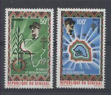 GÉNÉRAL DE GAULLE Sénégal 2 val de 1971 **