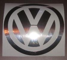 Vw Volkswagen logotipo Cromo T1 T2 T3 T5 T25 Camper calcomanías