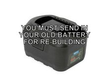 Re-build service for BLUE POINT 14.4 VOLT BATTERY ETB14419A