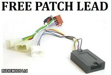 Toyota Rav4 2001-2011Stalk Control Interface Lead CTSTY001.2 FREE PATCHLEAD