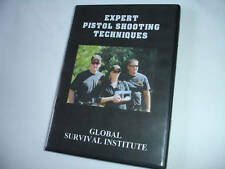 F8    EXPERT PISTOL SHOOTING TECHNIQUES- TRAINING- WEAPONS SELF DEFENSE MILITARY