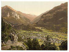 Meirngen Ii Bernese Oberland A4 Photo Print