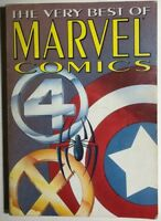 THE VERY BEST OF MARVEL COMICS (1992) Marvel Comics TPB VG+
