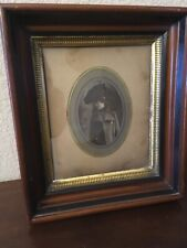 New ListingAntique Framed Picture From The Late 1800'S / Early 1900'S Looks Fantastic - Vtg