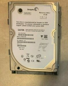 Playstation 3 PS3 Seagate 60gb Replacement Internal Hard Drive Momentus 5400.2
