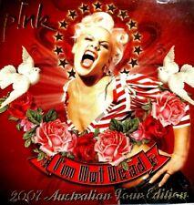 Pink - I'm Not Dead, 2007 Australian Tour Edition - Cd, Vg