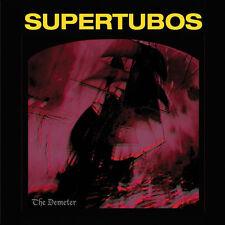 "SUPERTUBOS The Demeter 10"" . insert surf spaghetti western dick dale"