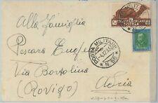 72015 - AOI  ERITREA  - Storia Postale: BUSTA - POSTA MILITARE 55   1935