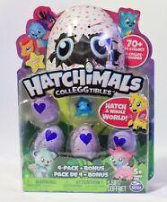 Hatchimals Season 1 Colleggtibles Mini 4 Pack Bonus River Blue Dolphin IN HAND