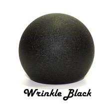 SHIFTEVO CUSTOM LITE SHIFT KNOB WRINKLE BLACK 10X1.25 510 GRAMS EVO X NISMO