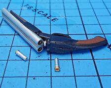 Phicen 1:6 PL2016-94 Painkiller Jane Figure - Double Barreled Shotgun + Shells