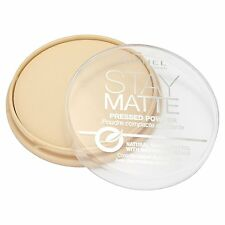 RIMMEL Stay Matte Pressed Powder (Transparent 001) 14g NEU&OVP