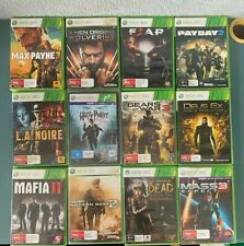 Lot of Xbox 360 Games *Free Postage* Select from Drop Down Box