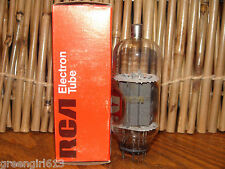 Vintage RCA 6JS6 Vacuum Tube Very Strong Results= 7200