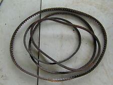 #5 Walker Zero Turn Mower OEM Rear Bagger - MDGGHS Assorted Used Belts