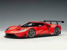 AUTOart Ford GT LeMans Plain Body Version red 1:18 81811