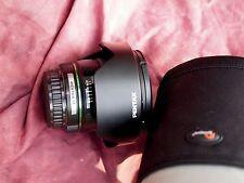 Pentax 14mm f/2.8 DA ED (IF) Lens for Pentax and Samsung DSLR Cameras