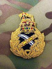 Quality Generals LT General & Major General Beret Badge Hand Embroidered Bulion