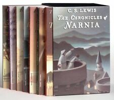 Chronicles Of Narnia Boxed Set by Lewis