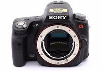 Sony Alpha SLT-A35 16.2MP Digital SLR Camera - Black (Body Only)